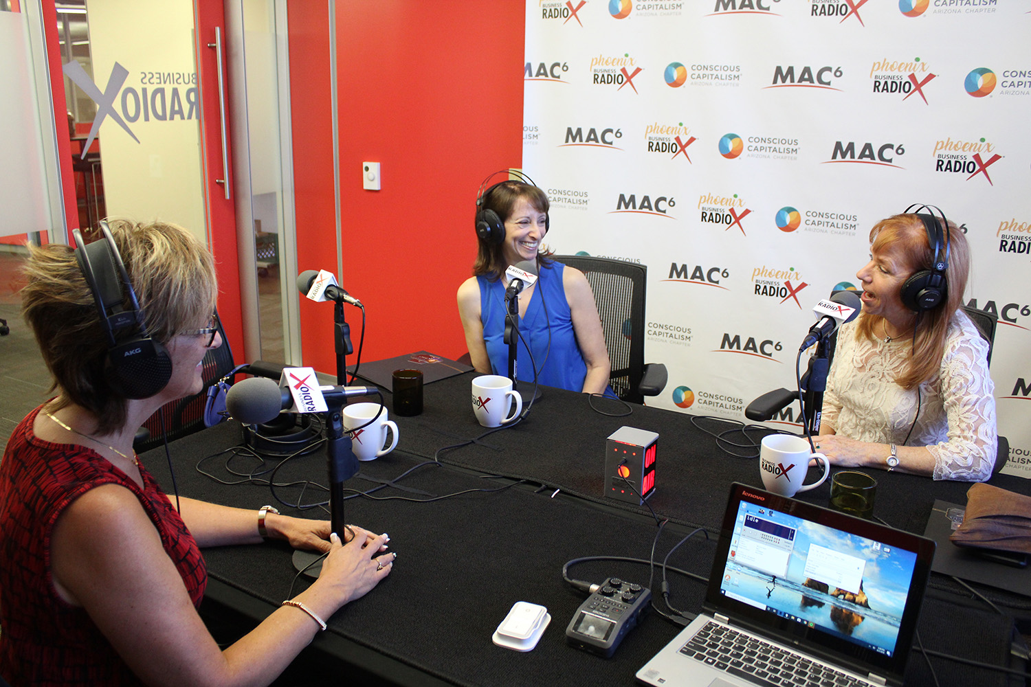 MMM Podcast, Cindy Gordon with Business Rescue Coaching and Kathleen Gramzay with Kinessage