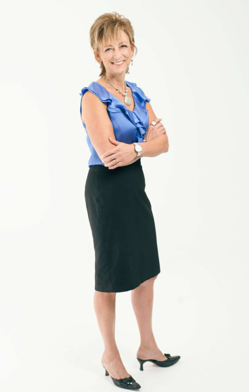 Marie Burns Standing