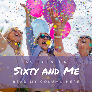 Sixty and Me Contributor Badge