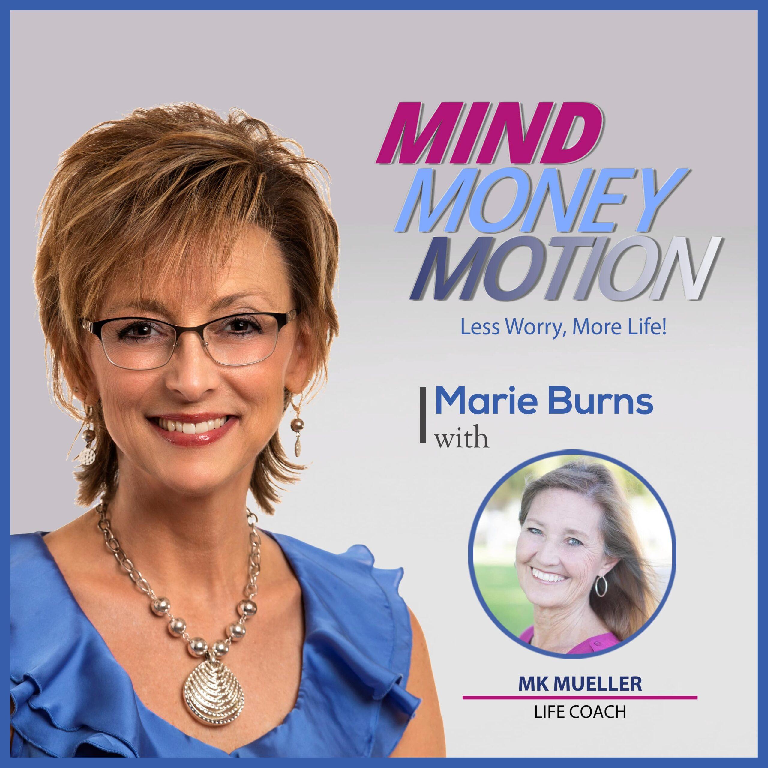MK Mueller podcast