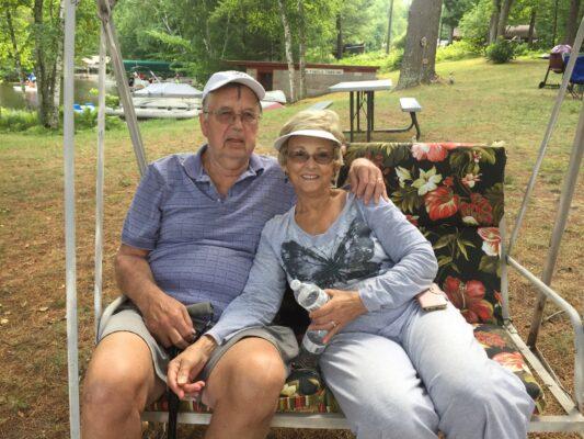 Marie's Parents